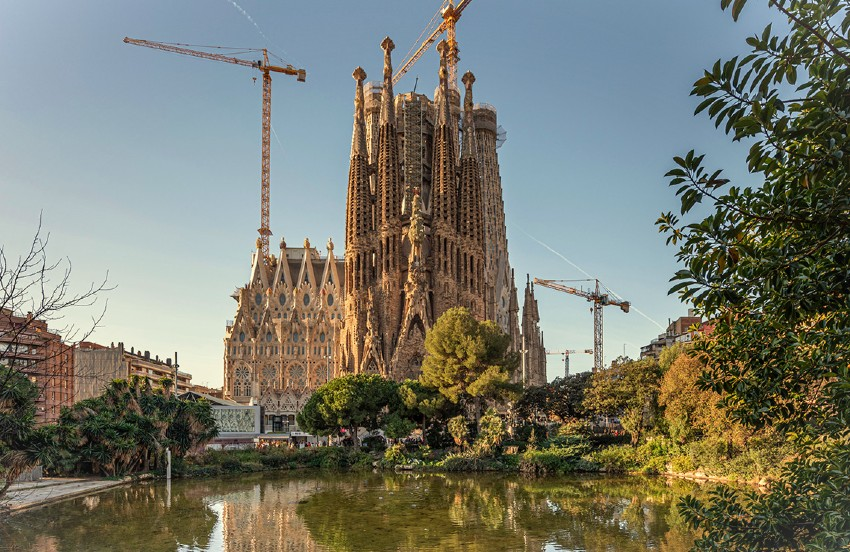 Visitez la Sagrada Familia durant votre séminaire