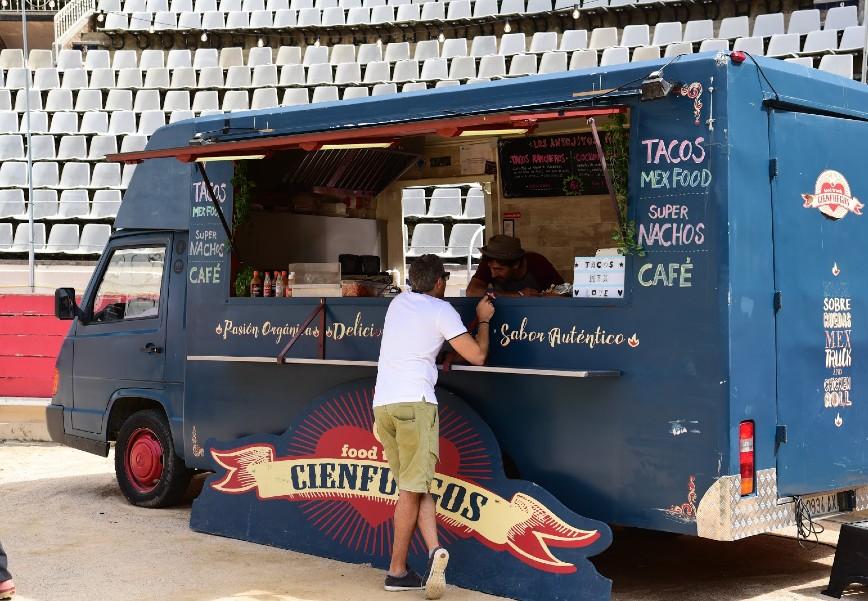 Des foodtruckss pour votre soirée de gala à Barcelone